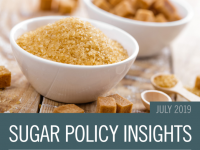 ASMC Sugar Policy Insights | July 2019