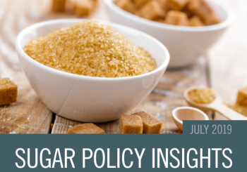 Public perceptions of sugar are the focus of the ASMC's July publication