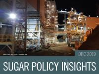 Sugar Policy Insights Dec 2019