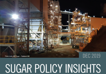 Sugar Policy Insights Dec 2019
