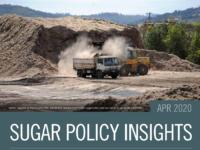 Sugar Policy Insights April 2020